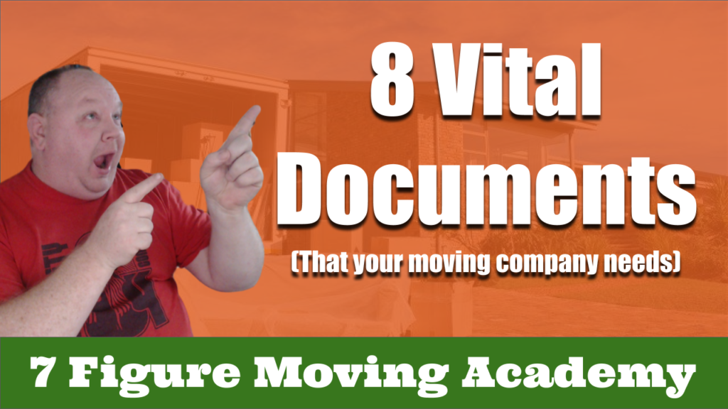 8 Vital Documents