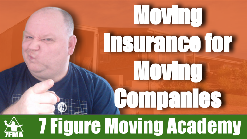 How to get Moving Insurance for a new Moving Company