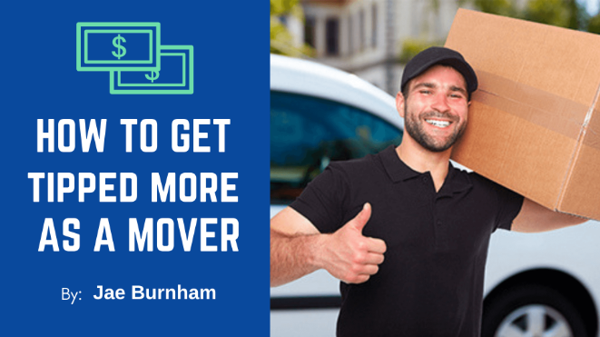 How to get tipped more as a mover
